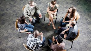 Falls Church group therapy